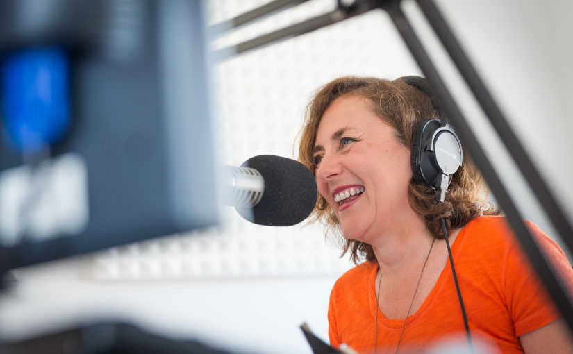 Radio in the Age of the Virus: Lisa McLean